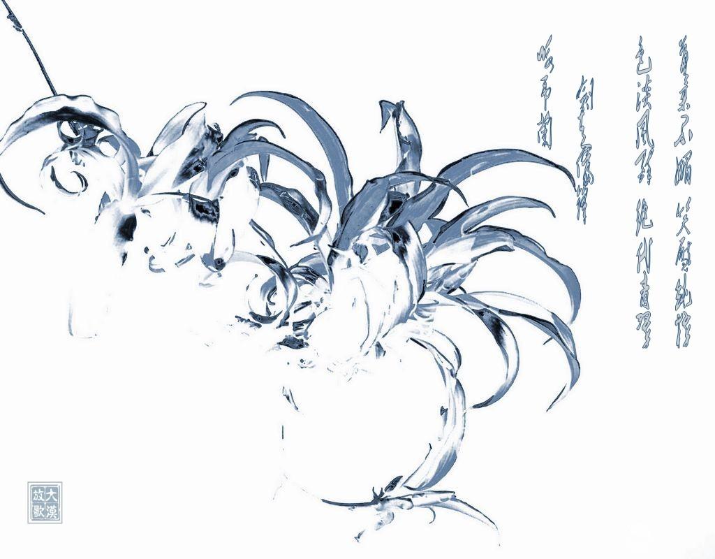 国画 简笔画 设计 矢量 矢量图 手绘 素材 线稿 1024_800