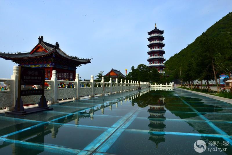 北京部部分影友赴密云冶仙塔风景区采风