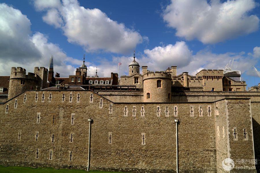 古堡风云——伦敦塔