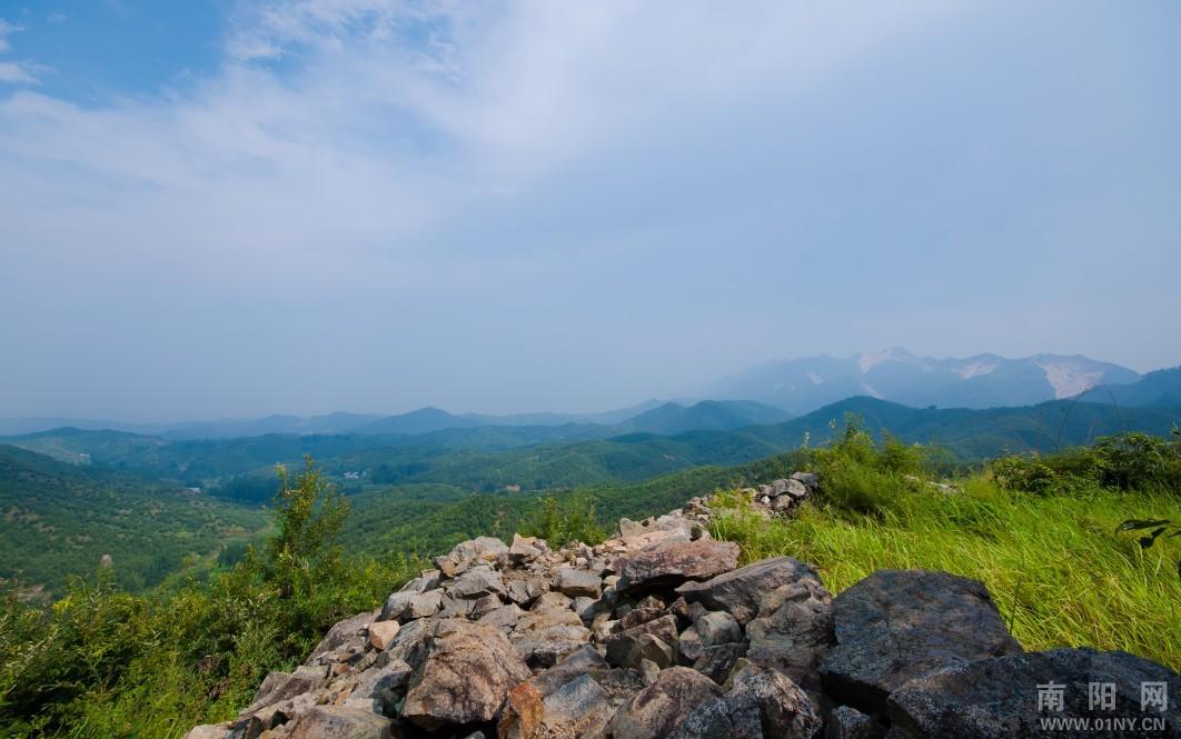 9月20日骑行九里山,探秘中国最古老的楚长城!