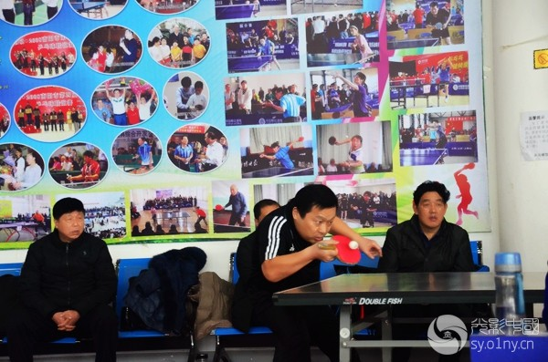 南阳市第十届公仆杯乒乓球联谊赛(二)-新闻纪实