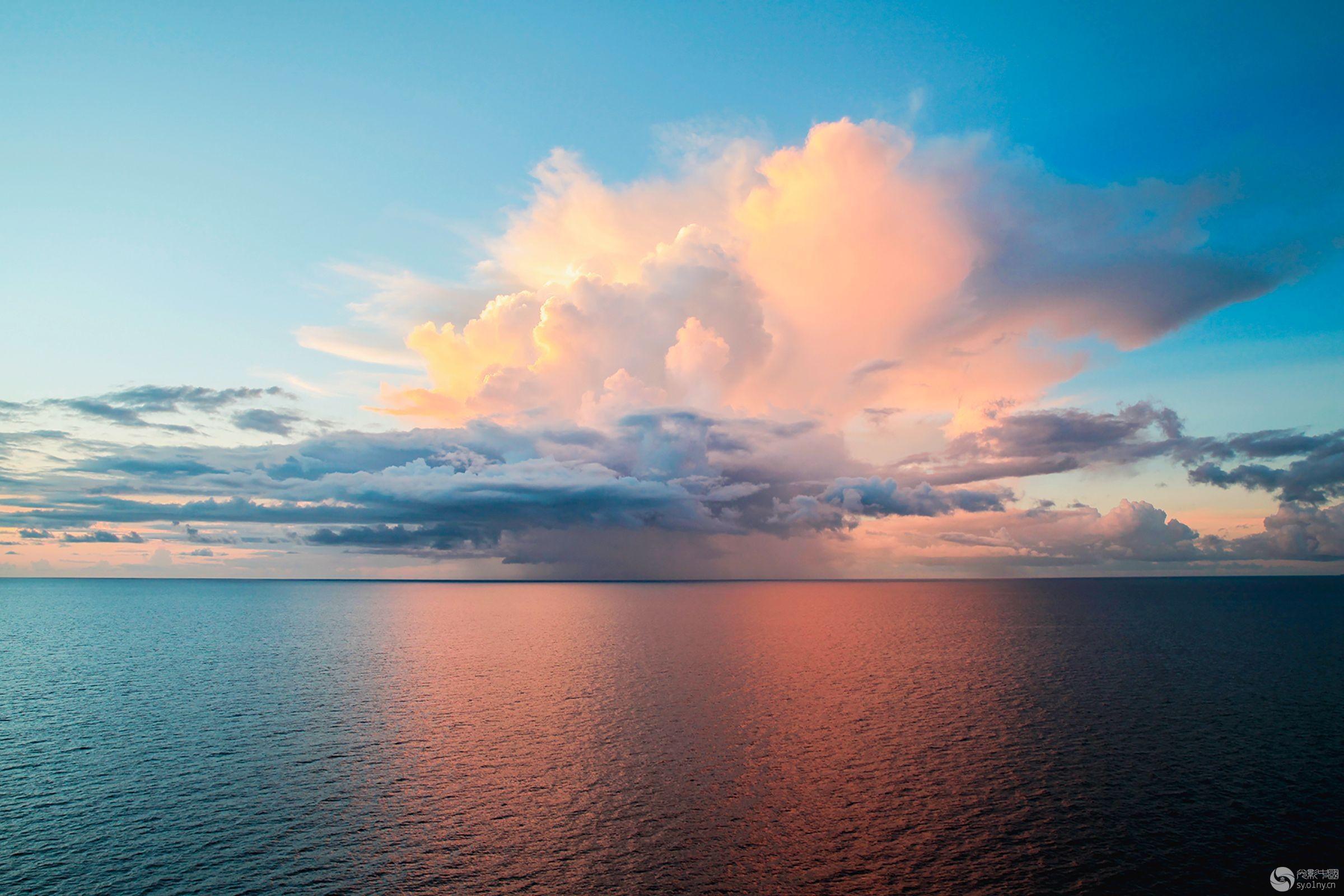 2015美国游 加勒比海游轮 86 海上风云 8-行摄风光-36