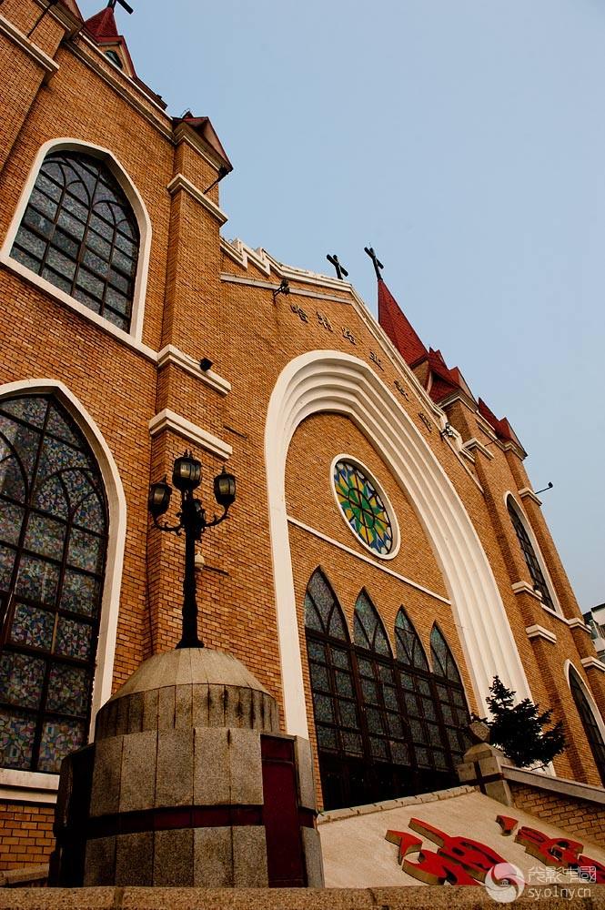 东北行.哈利路亚教堂
