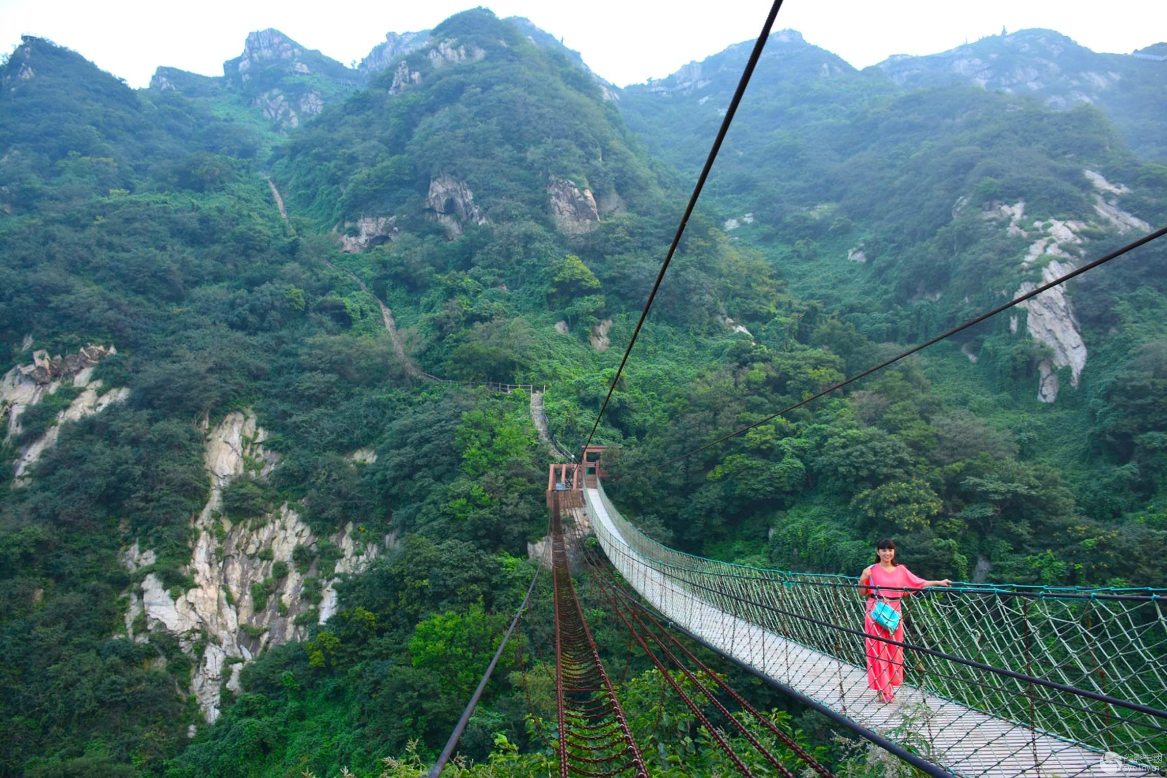 兰陵文峰山风景区