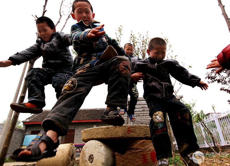 4-周庄的孩子们  杜鑫.jpg