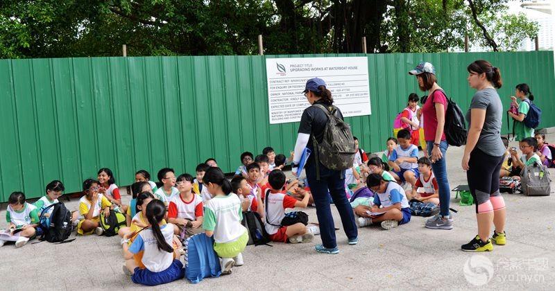 新加坡小学生