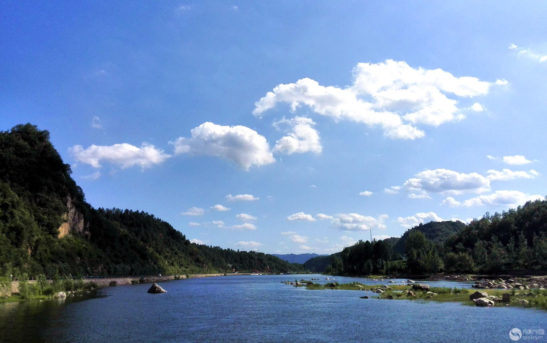 光影中国网赴西峡石门湖风景区开展大型采风活动