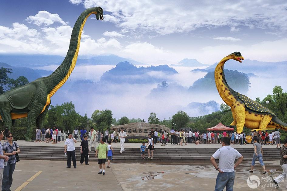 马秀华 走近恐龙时代.jpg
