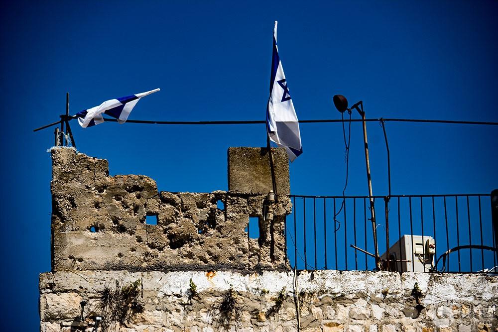以色列行。萨法德小镇(1)