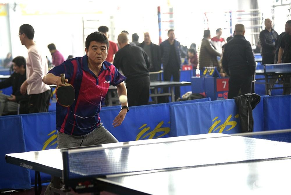 体育中国网光影摄影部南阳市乒乓球联赛四季2018吴中团体越野赛秋季赛图片