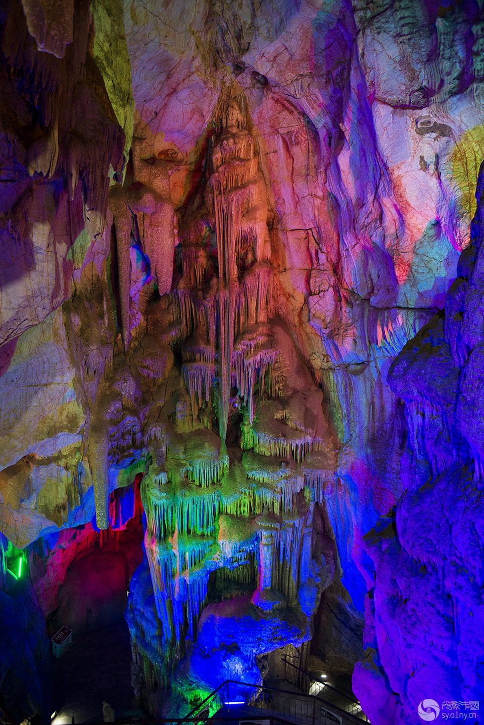 八仙洞景区