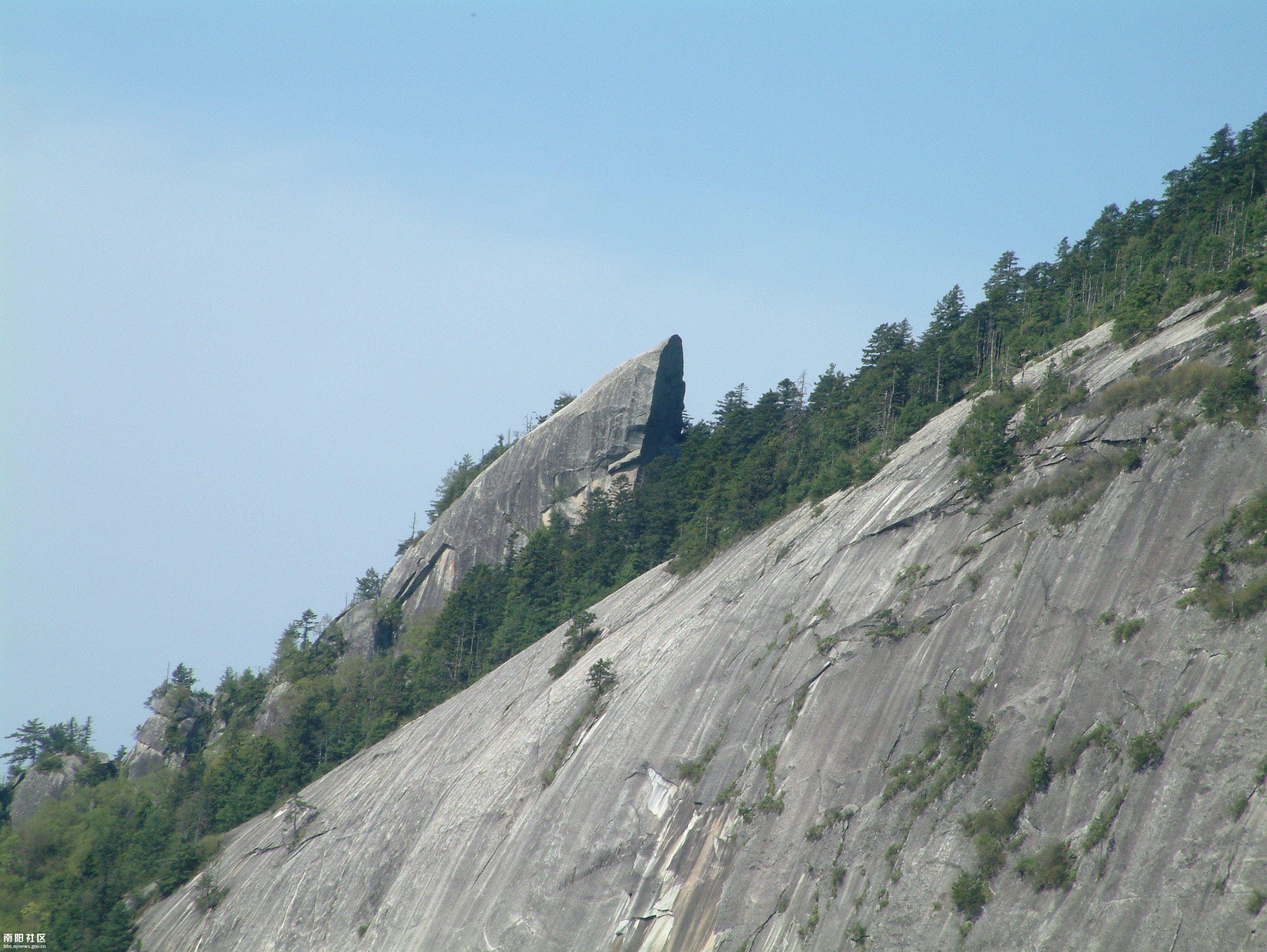 金丝峡大峡谷国家森林公园