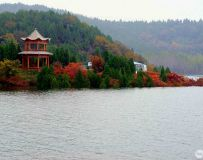 丹江湖八仙洞至丹江大观苑水路美景
