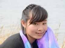 太公湖美女2