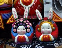 北京新春庙会集锦(2)——龙潭湖庙会非遗作品展之二十七