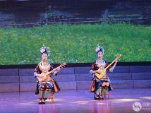 舞台摄影  侗族琵琶歌《心心相印》