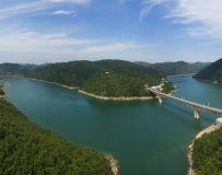 秀美丹江小三峡