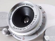 传徕卡将出复刻版Summaron-M 28mm f/5.6