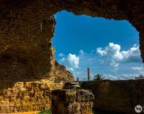 摩洛哥行。迦太基古城遗址(8)