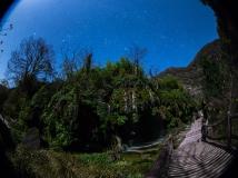 美丽淅川全国摄影大赛-坐禅谷夜色