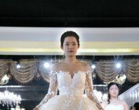 婚纱模特3