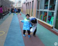 北纬蓝天幼儿园中四班活动随拍 120
