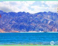 甘肃黑山湖
