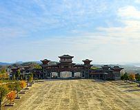 风景秀丽的香严寺