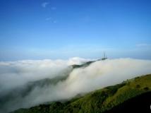 故乡的云海