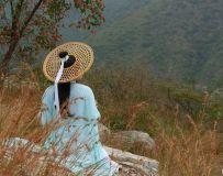 丹江环境人像——上山看红叶