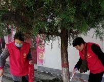 社区志愿者协会开展百名志愿者文明乡村行走进石桥镇 16