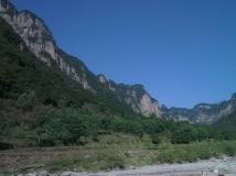 太行山雪灵线徒步(三)