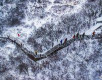 踏雪云台山(9)