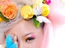 彩妆 造型       南阳摄影化妆学校