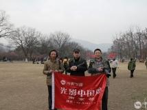 南京部梅花山外拍活动