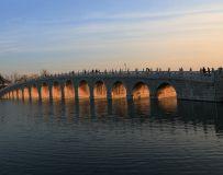 今日十七孔桥