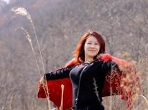 吴湾采风之山野里的 美女