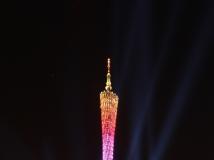小蛮腰---广州塔随手拍摄