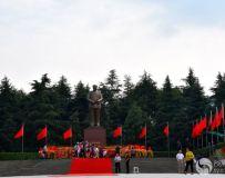 韶山毛泽东铜像广场