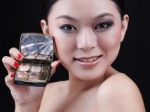 彩妆模特商业摄影