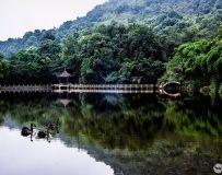 红珠湖景色
