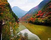 灵官峡之秋