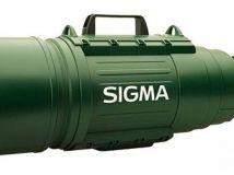 500mm F4?!适马将发布旗舰长焦镜头
