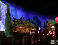 北京环球影城花灯园之十