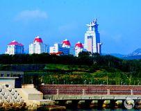 刘公岛一景