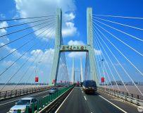 途拍荆州长江大桥