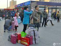 """光影中国2017第1期月赛""""过年回家""""(过年回家。温馨的一幕)"""