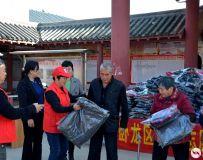 金韵部:社区志愿者协会开展百名志愿者文明乡村行走进石桥镇活动 33