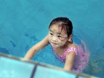 莲花温泉--可爱的小公主