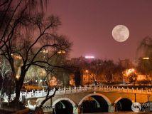 月夜 · 正月十五【1】